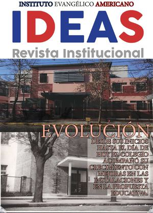 RevistaIDEAS - primer semestre 2014