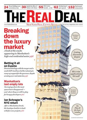 The Real Deal September 2014