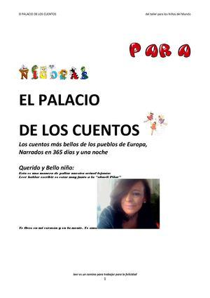 EL PALACIO DE LOS CUENTOS PARA nicolas