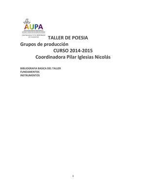 1_TEXTOS DE FUNDAMENTO DEL TALLER DE POESÍA