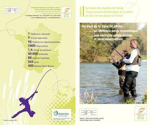 Impacts socio-économiques de la pêche de loisir en France (pdf)