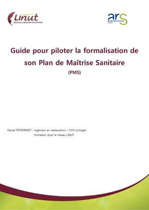 Plan de maitrise sanitaire définition