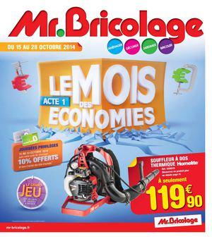 Calam o catalogue e11 le mois des economies 1 version for Les economes catalogue