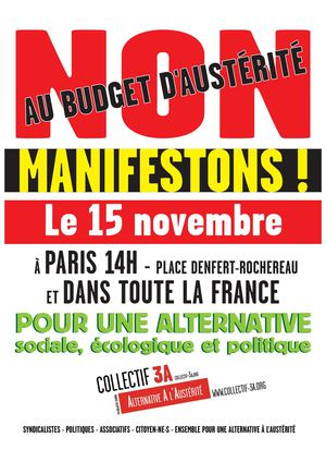 20141115 Collectif 3a Paris Manifestation Tract Oise 4p