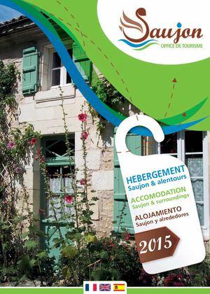 Calam o hebergements saujon 2015 - Office de tourisme saujon ...