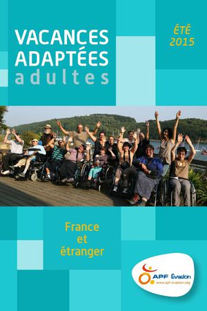 Catalogue Adultes 2015