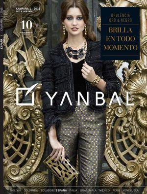 Catalogo Yanbal Enero 2015