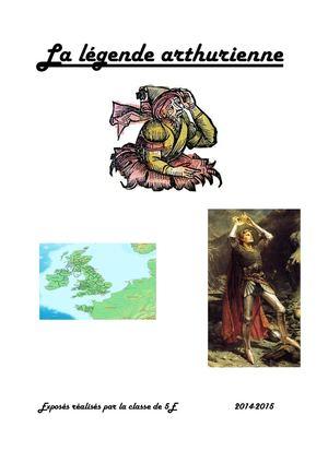 expose sur le roi arthur francais