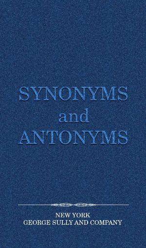 Synonym acceptable