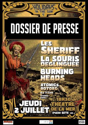 Dossier de presse Holidays in the Sun#4 2015
