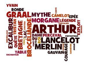 Calam o contes et l gendes des chevaliers de la table - Lancelot chevalier de la table ronde ...