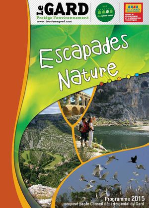 Escapades Nature 2015