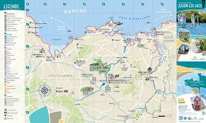 Calam o carte touristique 2015 - Office de tourisme lamballe ...