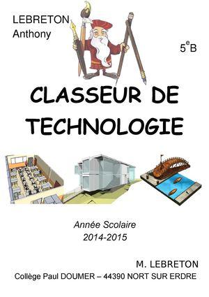classeur numérique