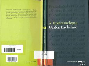 100_Bachelard Gaston A Epistemologia (Port)