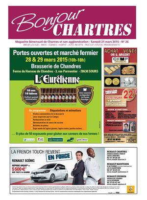 Calaméo - Bonjour Chartres 26