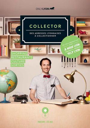 Collector Lyon - 05 - Printemps / Été 2015