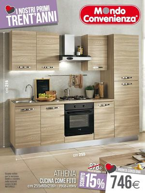 Beautiful Mondo Convenienza Cucine Offerte Pictures - Ideas ...