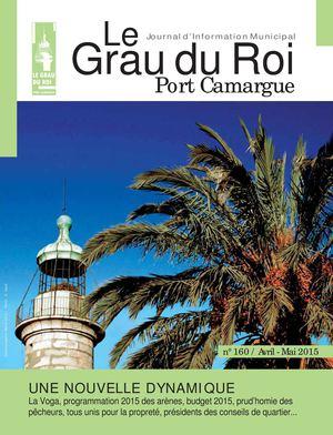 Calam o le grau du roi port camargue journal d information municipal - Le grau du roi port camargue ...