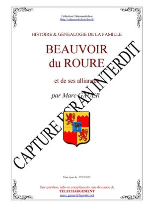 Beauvoir du Roure
