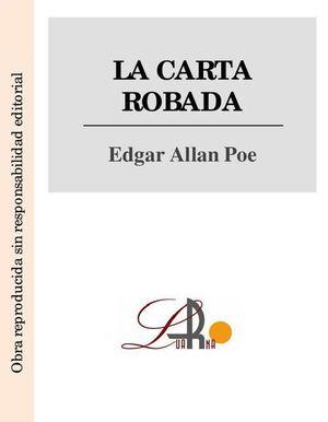 La Carta Robada E. A. POO