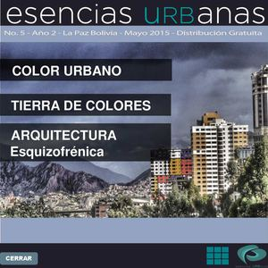 REVISTA No 5 Esencias Urbanas Color Urbano