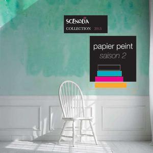 calam o catalogue papier peint collection 2015. Black Bedroom Furniture Sets. Home Design Ideas