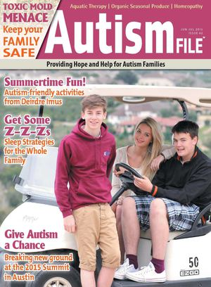 Autism File Magazine June-July 2015