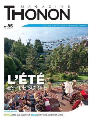 Thonon magazine n°85