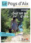 Magazine du Pays d'Aix juillet 2015