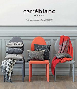 Calam o collection automne hiver 2013 par carr blanc - Collection carre blanc ...