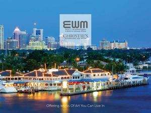 EWM Realty International - Christie's International Real Estate