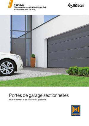 calam o hormann porte de garage. Black Bedroom Furniture Sets. Home Design Ideas