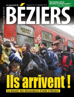 Journal de Béziers N°19 - Septembre 2015