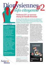 FLAGRANT DÉLIT DE CYBERSEXISME ! SUR INTERNET AUSSI LE SEXISME EST UNE VIOLENCE. REFUSONS DE LE PARTAGER ! AGISSONS SUR STOP-CYBERSEXISME.COM Illustrations : Vaïnui de Castelbajac #2 En France, 40% des collégien-nne-s et lycéen-nne-s déclarent avoir été victimes de cyberviolences au moins une fois pendant l'année. Face à ce fléau, le centre Hubertine Auclert a lancé depuis avril une campagne «Stop Cybersexisme». A l'occasion de la rentrée scolaire, Dionysiennes revient sur ce phénomène. La violence au moyen des outils numériques 2.0 présente des spécificités par rapport aux violences ordinaires. En effet, les nouvelles technologies donnent la possibilité de diffuser à une vaste audience en quelques secondes (pouvant ainsi rendre plus importantes les diffamations ou les humiliations publiques). La cyberviolence échappe également plus facilement au contrôle des adultes (professeurs ou parents des agresseurs et des victimes) qui ne sont pas toujours éduqués aux pratiques numériques. Le