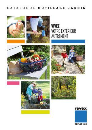 Calaméo - Catalogue Revex Jardin2015