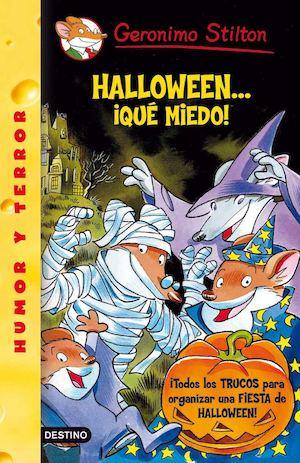 Halloween Que Miedo! Geronimo Stilton