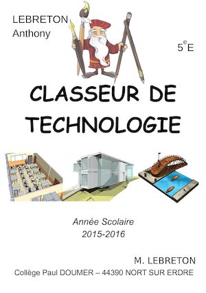 technologie en 5eme