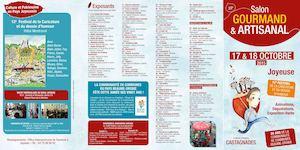 calam o programme salon gourmand et artisanal 2015