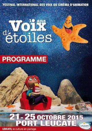 Calam o programme du festival voix d 39 toiles 2015 de port leucate - Cinema port leucate 11370 ...