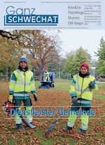 November / Dezember 2015 © Stadtgemeinde Schwechat