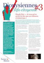 Newsletter Dionysiennes numéro 3 - novembre décembre 2015