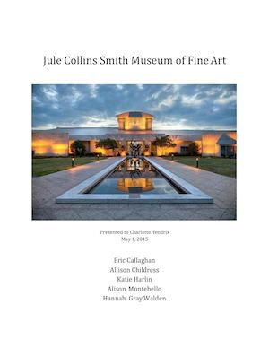 Survey Research - Jule Collins Smith Museum of Fine Art