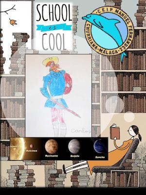 Revista Escolar MF SCHOOL IS COOL!