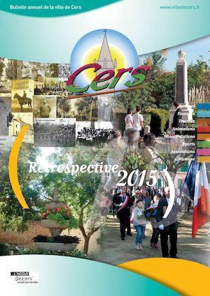 CERS - RETROSPECTIVE 2015