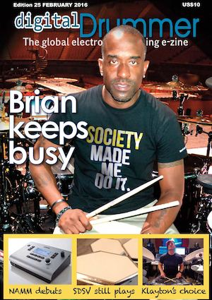 digitalDrummer February 2016