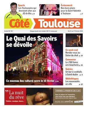 Cote Toulouse 40