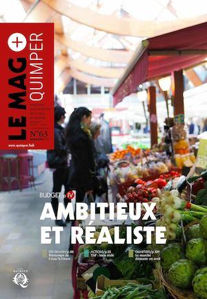 Le Mag+ Quimper n°63 - mars-avril 2016