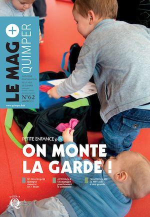 Le Mag+ Quimper n°62 - janv.-fév. 2016