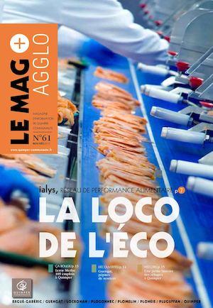 Le Mag+ Agglo n°61 - nov.-déc. 2015